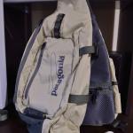 フライフィッシング用のバッグが必要である!Patagonia Vest Front Sling を買ってみましたな。