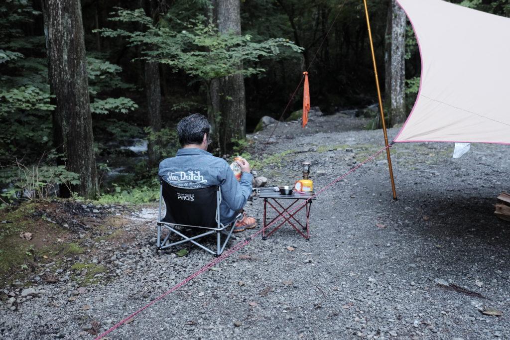 「一人キャンプ場」の画像検索結果