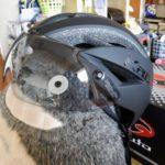 コンタクトもアイウェアもゴメンですな!!シールド装着型自転車用エアロヘルメット OGKカブト・AERO-R1 を導入したこと。